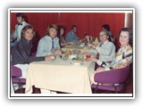 Dinner with the stars aboard the Fairstar